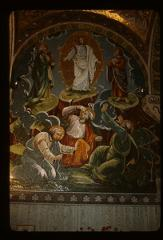 Thumbnail of The Transfiguration of Christ on Mt. Tabor -- mosaic