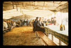 Thumbnail of Banquet tables