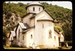 Thumbnail of Morača Monastery -- Saints Constantine and Helen -- 16th c.