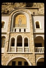 Thumbnail of St. Vasilije of Ostrog Monastery, upper area -- new construction