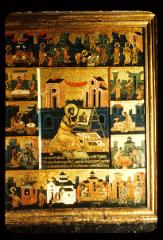 Thumbnail of Morača Monastery -- Holy Evangelist Luke -- 17th c.