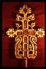 Thumbnail of Cetinje Monastery -- Cross, 1630 -- Woodcarving
