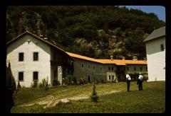 Thumbnail of Morača Monastery -- Dormitory (konak) -- Mitch and Momir