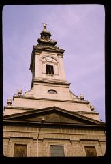 Thumbnail of Cathedral Church of St. Michael the Archangel (Saborna church) -- Clock tower