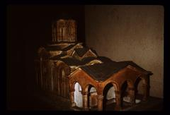 Thumbnail of Model of St. Dimitrius church (King Marko's Monastery)