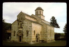 Thumbnail of Dećani monastery -- church exterior
