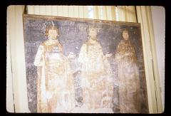 Thumbnail of Mileševa monastery, three ktitors' portraits