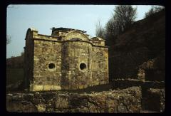 Thumbnail of Pavlovac Monastery -- church exterior, side view
