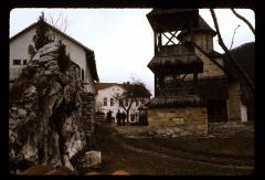 Thumbnail of Blagoveštenje (Annunciation) Monastery -- bell tower (zvonik) and dormitory (konak)