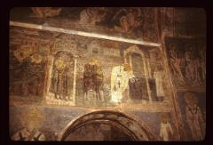 Thumbnail of St. Sophia Cathedral (Ohrid) -- wall frescoes