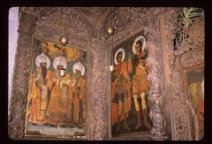 Thumbnail of Church of the Holy Savior -- two altar icons