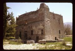 Thumbnail of Exterior of the church and walls of the Turkish mosque