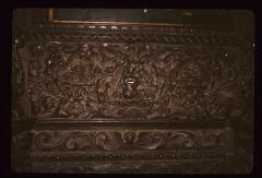 Thumbnail of Church of the Holy Savior -- wood carvings on the iconostas
