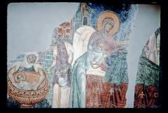 Thumbnail of Birth of the Theotokos -- fragment