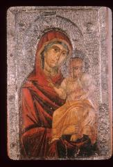 Thumbnail of Icon of the Theotokos (Bogorodica) - Church of the Theotokos (Bogorodica Perivlepta)