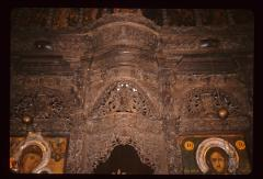 Thumbnail of Church of the Holy Savior -- iconostas, magnificent wood carving