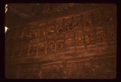 Thumbnail of Upper ikonostas, icons