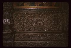 Thumbnail of Church of the Holy Savior, wood carving -- Scenes from the life of St. John the Baptist