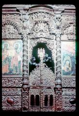 Thumbnail of Church of the Holy Savior -- south door of the ikonostas