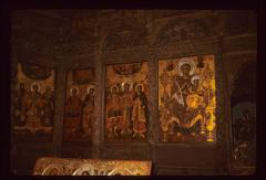 Thumbnail of Large icons in the ikonostas