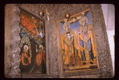 Thumbnail of Church of the Holy Savior -- two large icons