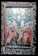 Thumbnail of The Ascension of Christ -- icon