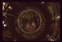 Thumbnail of The Theotokos fresco in the dome