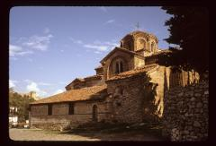 Thumbnail of The church of St. Kliment monastery - exterior view