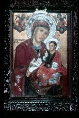 Thumbnail of The Theotokos with Jesus -- icon