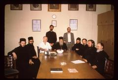 Thumbnail of Professor and teaching staff - Bishop Pavle