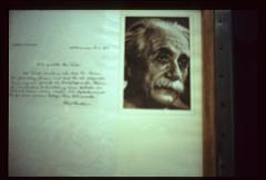Thumbnail of Albert Einstein's tribute to Tesla - Nikola Tesla Museum