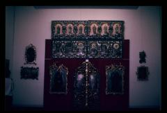 Thumbnail of Assortment of altar carvings