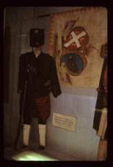 Thumbnail of Flag and uniforms - First Serbian Army (1809-1810)