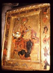 Thumbnail of Gračanica Monastery -- The Theotokos (Bogorodica) with the prophets