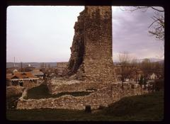 Thumbnail of Ruins of the main defense tower of Prince Lazar's fortress in the town of Kruševac