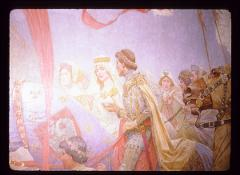 "Thumbnail of Tsar Dušan's wedding (""Ženidba Dušanova"")"