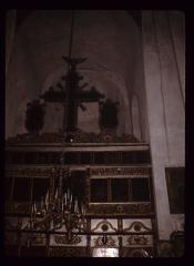 Thumbnail of Lazarica Church (Nativity of the Theotokos) -- Upper altar