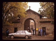 Thumbnail of Gračanica Monastery -- entrance