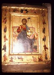 Thumbnail of Gračanica Monastery -- Christ with the Apostles