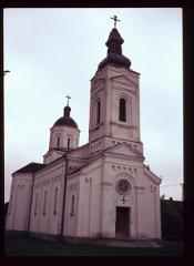 Thumbnail of View of the church