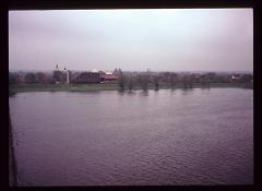 Thumbnail of The Sava Hotel and the Jasenovac church at the distance