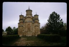 Thumbnail of Gračanica Monastery -- back of the church