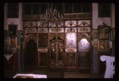 Thumbnail of Lazarica Church (Nativity of the Theotokos) -- Altar
