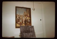 Thumbnail of Library painting