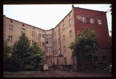 Thumbnail of Back of St. Sava Seminary