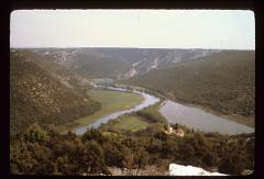 Thumbnail of Krka and countryside view