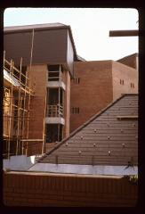 Thumbnail of Courtyard construction progress (theological school)