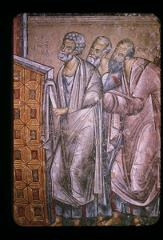 Thumbnail of Christ and Apostles (Hristos i apostoli)