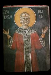 Thumbnail of Gračanica, Job the Righteous (Pravedni Jov)