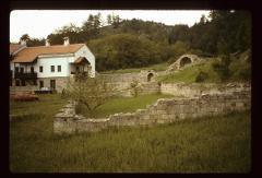 Thumbnail of Dormitory - 13th century building ruins
